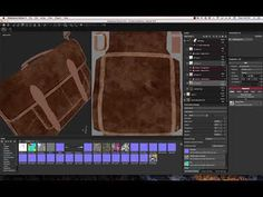 GAI: Three Simple Steps To Great Textures In Substance Painter - YouTube