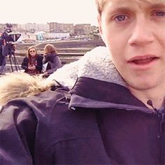 Niall.James.Horan.stop being so freakin adorable.right now.(I wish you were here with me!! Oh,ooh,ooh)