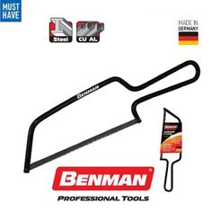 MINI BOMFAIER PROFESIONAL BENMAN, 150MM, JUNIOR 70329 Professional Tools, Clothes Hanger, Golf Clubs, Steel, Mini, Coat Hanger, Hangers, Hangers For Clothes, Clothes Racks