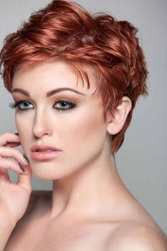 Womens Short Hairstyles for Thick Wavy Hair 2014 - New Hairstyles, Haircuts & Hair Color Ideas