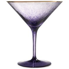 Waterford - Rebel Purple Martini Glass | Peter's of Kensington