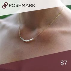 ❤️Simple Pearl Necklace❤️ New in packaging. Jewelry Necklaces