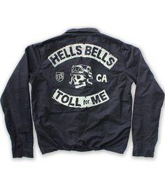 Johnson Motors Inc - Hell's Bells Wax Jacket