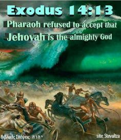 Christendom as a whole has refused to acknowledge Jehovah as the true God, replacing Him with a Trinitarian 3-headed god, and removing his name from holy writ. Christendom will pay a heavy price. Revelation 18:4