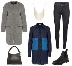 #Herbstoutfit Lässig durch den Tag ♥ #outfit #Damenoutfit #outfitdestages #dresslove