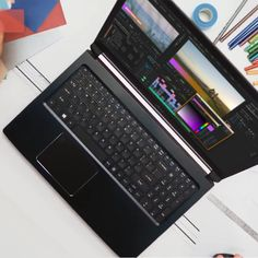 Five of the Best Video Editing Laptops in 2019 Cool Things To Buy, Good Things, Usb Type A, Laptops For Sale, Display Technologies, Dell Laptops, Retina Display, Laptop Computers