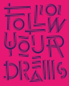 follow your dreams - Sergi Delgado