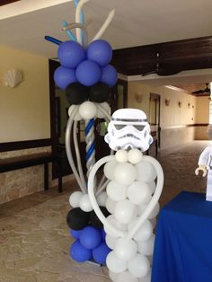 Lego Star Wars Birthday Party Ideas | Photo 5 of 9 | Catch My Party