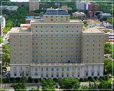 The Hotel Saskatchewan in Regina, Sask. our capital city. Built by the Canadian National Railroad in the early 1900's. They still have Victorian High Tea Thursdays to Sundays.