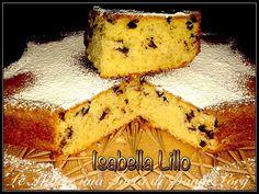 torta yogurt e cioccolato bimby My Favorite Food, Favorite Recipes, Coffee And Walnut Cake, Piece Of Cakes, Sweet Cakes, Biscotti, Tiramisu, Cheesecake, Deserts