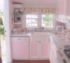 Cute Room Decor, Girly, Cute House, Pink Room, Dream Decor, Pink Aesthetic, Decoration, Shabby Chic, Kawaii