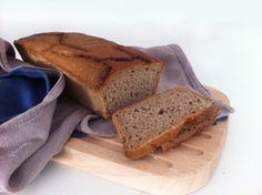 Kváskový bio žitný chléb Bread Recipes, Banana Bread, Desserts, Food, Tailgate Desserts, Deserts, Essen, Bakery Recipes, Postres