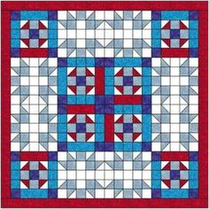 I've teamed the times remembered quilt block with the star and cross to make a delightful quilt with secondary designs showing through.