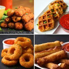 6 Mozzarella Stick Recipes by Tasty