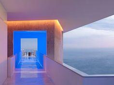 The amazing Encanto Hotel in Acapulco Mexico