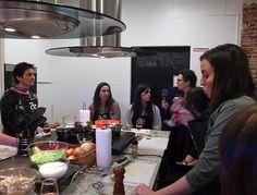 A Punto: los mejores libros y cursos de cocina de Madrid | DolceCity.com