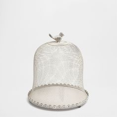 DECORATIVE BIRD CAGE - Decoration Accessories - Decoration | Zara Home Polska / Poland