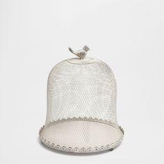 DECORATIEVE VOGELKOOI - Accessoire Decoratie - Decoratie | Zara Home Holland