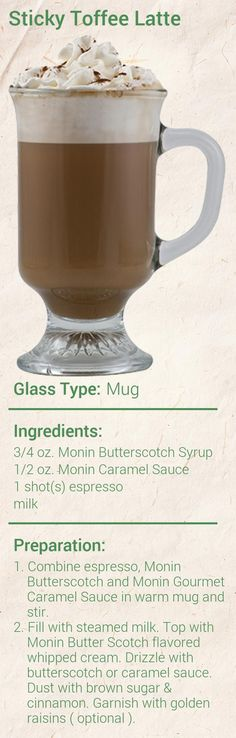 Create this delicious Gingerbread Cookie Delight Latte in minutes using Monin Gourmet Syrup. Add a splash of Monin to coffee, cocktails, teas, lemonades and more. Espresso Recipes, Coffee Drink Recipes, Espresso Drinks, Coffee Drinks, Refreshing Drinks, Fun Drinks, Beverages, Gingerbread Cookies, Recipes