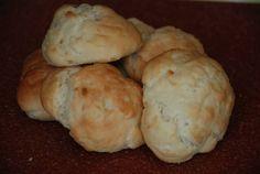 Dinner rolls come in a 6 pack!  Sweet Ali's Gluten Free Bakery - Sweet Ali's Bakery, Hinsdale & Glenview, IL