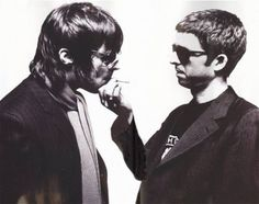 Canvas Art Liam and Noel Gallagher - Oasis - oil painting paintings art canvas canvases pop cult culture music liam noel gallagher gallaghers oasis indie