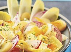 Salade dendives façon nordique