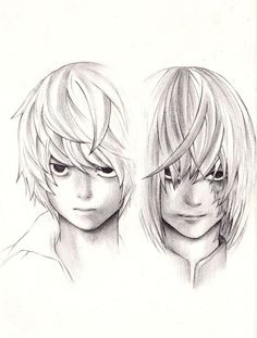 Near and Mello by yuraland.deviantart.com on @deviantART