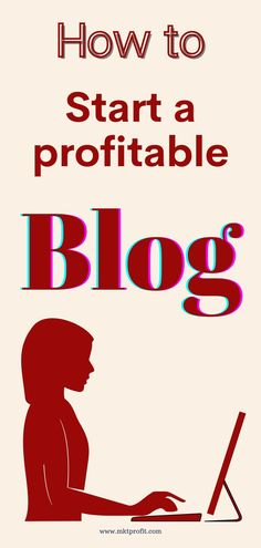 A beginner's step-by-step guide to start a blog that make a lot of money. This guide will show you everything you need to know about starting your own blog from scratch.