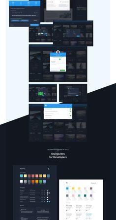 Dashboard UI Kit.  #Webdesign #Dashboard #UI #UX #UserInterface #UIKit #Design #Photoshop #Sketch #Wireframe #UserExperience