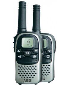 KIT WALKIE TALKIES PMR 446 MHz AEG VOXTEL R100