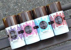 Lavanila the Healthy Deodorant set