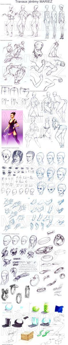 tutorial character d...