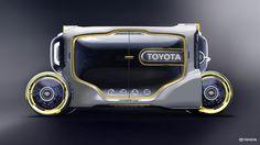 TOYOTA Family Concept 2030