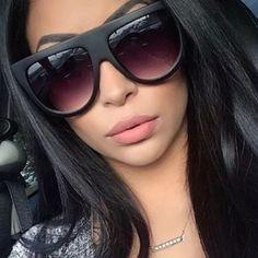 Flat Top Shadow Sunglasses Black Brand new flat top sunglasses in Black! Microfiber bag included, UVA&UVB Protection.❌No Trades❌ Accessories Sunglasses