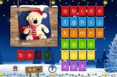Super Spelling Winter NL    Wat leert mijn kind van deze educatieve app:  Spelling