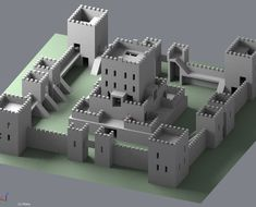 generic castle model People enjoy Minecraft because of about three very simple things, property, Minecraft Castle Walls, Minecraft Building Blueprints, Casa Medieval Minecraft, Minecraft House Plans, Easy Minecraft Houses, Minecraft Plans, Minecraft Room, Minecraft House Designs, Minecraft Survival