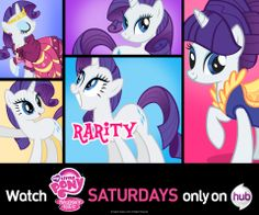 My Little Pony:Friendship is Magic Downloadables - Rarity