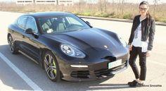 Porsche Panamera Hybrid: fashion car test!