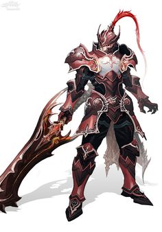 Aion Charact design