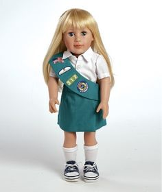 another girl scout