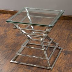 Christopher Knight Home Pagoda Stainless Steel End Table – Overstock Shopping – … - Interior Decoration Accessories coffee tables Welded Furniture, Iron Furniture, Steel Furniture, Home Decor Furniture, Industrial Furniture, Rustic Furniture, Furniture Design, Furniture Outlet, Online Furniture