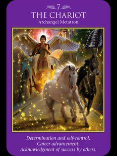Archangel Metatron: Determination and Self-control