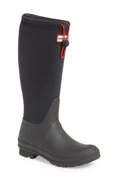 Hunter 'Original Tour' Neoprene Waterproof Boot