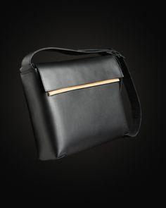 messenger bag by agneskovacs Leather Bag, Messenger Bag, Bags, Fashion, Handbags, Moda, Fashion Styles, Leather Satchel, Totes