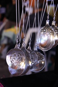 Spoon Jewelry - I would actually make these into windchimes