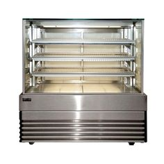 Koldtech Square Heat Glass Display Cabinet SQHCD (Demo Stock)