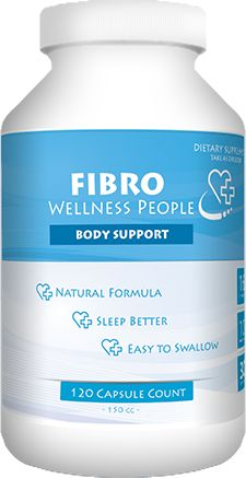 The Fibro Wellness People's Body Support is a proprietary natural blend scientifically formulated to help relieve chronic, widespread body discomfort, reduce muscle tension and anxiety, and promote a better night's sleep. Take your life back.