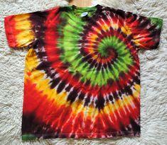 Batikované tričko - V divočině / Zboží prodejce Happy Sunshine Tie Dye, Tops, Women, Fashion, Moda, Fashion Styles, Tye Dye, Fashion Illustrations, Woman