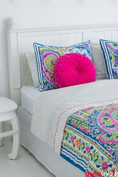 southern tide bedding.love | home is where the heart is