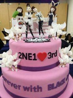 2NE1 CAKE